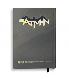 Libreta con Luz Batman Batseñal, DC Comics