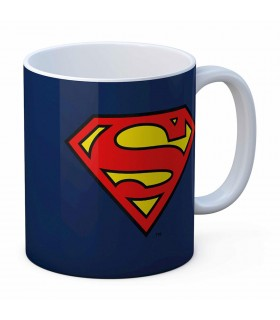 Taza Cerámica logo Superman, DC Comics