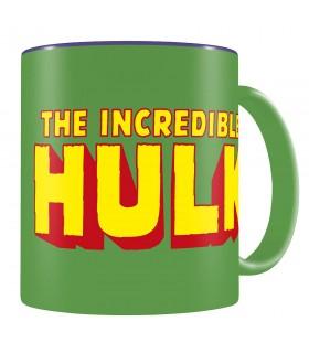 Taza logo Hulk, Marvel Comics