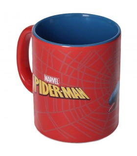 Taza logo Spiderman, Marvel Comics