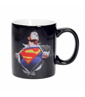 Taza de cerámica de Superman