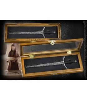 Abrecartas espada Morgul, capitán de Nazguls, Hobbit
