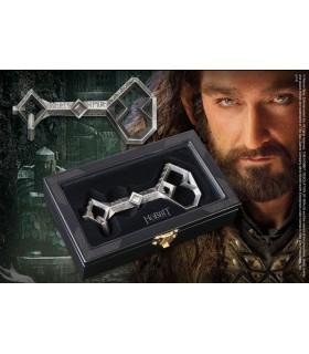 Llave de Thorin II Escudo de Roble, El Hobbit