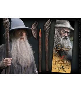 Bolígrafo y Marca páginas Bastón de Gandalf, El Señor de los Anillos