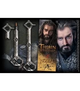 Bolígrafo y Marca páginas llave de Thorin, El Hobbit