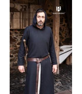 Tabardo medieval Thibaud, negro