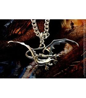 Colgante dragón Smaug, El Hobbit