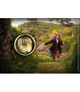 Pin Botón de Bilbo Bolsón, El Hobbit