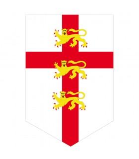Estandarte Medieval, Ricardo Corazón de León