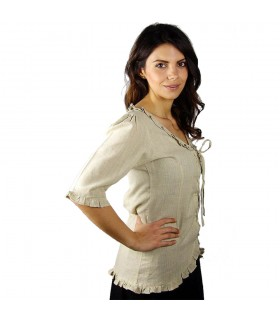 Blusa medieval mujer Bea