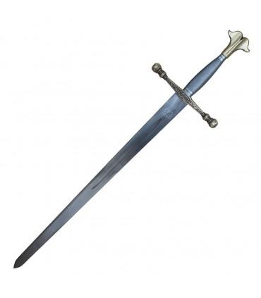 Espada Carlos V de Marto Forja, latón