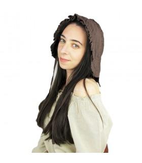 Crespina campesina medieval modelo Silke