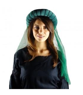 Tiara medieval de doncella