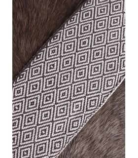 Calcetines Roscados Vikingos marrón
