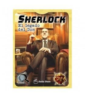 Juego de mesa Sherlock el Legado del Don, en Español