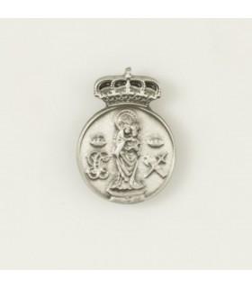 Insignia pin Virgen del Pilar Guardia Civil