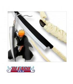 Espada Zangetsu Shikai de Bleach