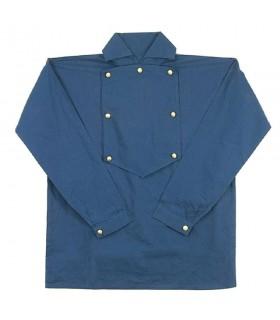 Camisa de Caballería EE.UU, color azul oscuro