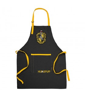 Delantal casa Hufflepuff de Harry Potter