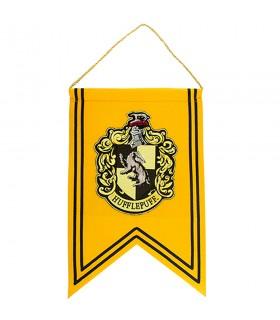 Bandera de pared de la Casa Hufflepuff, Harry Potter