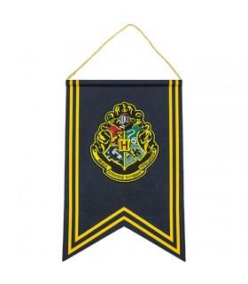 Bandera de pared de la Escuela de Hogwarts, Harry Potter