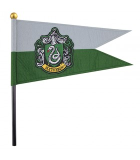 Banderín de la Casa Slytherin, Harry Potter