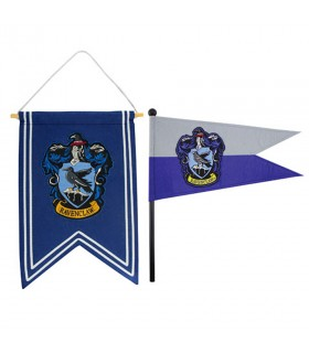 Bandera y estandarte Ravenclaw de Harry Potter