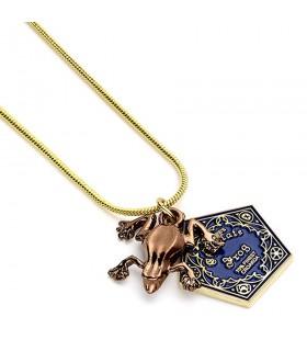 Colgante Rana de Chocolate, Harry Potter