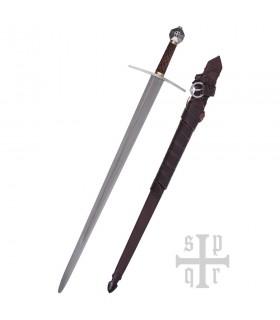 Espada medieval de una mano Oakeshott Xlla, S. XIII