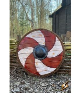 Escudo vikingo Thegn, LARP