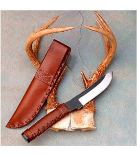 Cuchillo de Campo Windlass, con funda