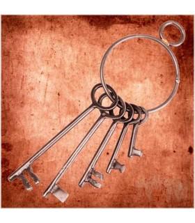 Set de llaves de la Mazmorra Medieval