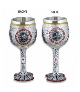 Copa de los templarios Sigillum Militum Xpisti