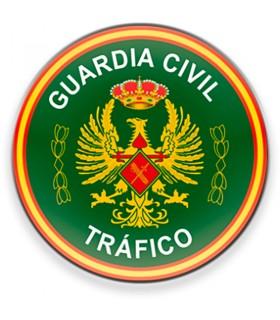 Imán Guardia Civil de Tráfico para nevera