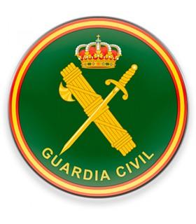 Imán Guardia Civil para nevera
