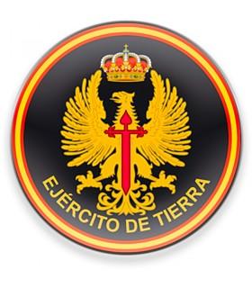 Imán Ejército de Tierra Español para nevera