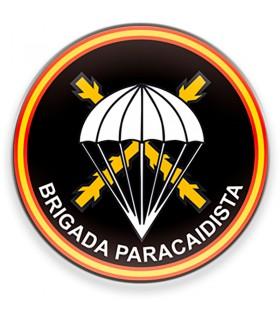 Imán Brigada Paracaidista para nevera