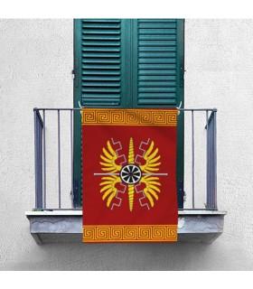 Estandarte Romano para interiores y exteriores (70x100 cms.)