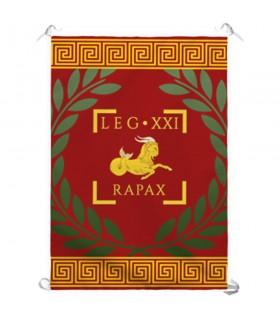 Estandarte Legio XXI Rapax Romana (70x100 cms.)