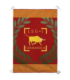 Estandarte Legio I Germánica Romana (70x100 cms.)