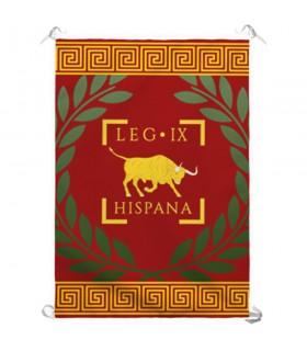 Estandarte Legio IX Hispana Romana (70x100 cms.)