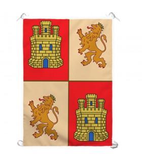 Estandarte Medieval Castilla y León (70x100 cms.)