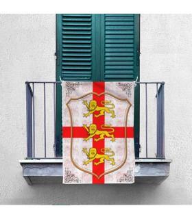 Estandarte Ricardo I Corazón de León (70x100 cms.)