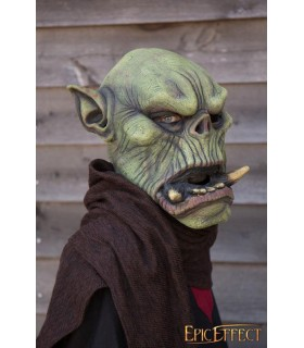 Máscara fantástica de Orco
