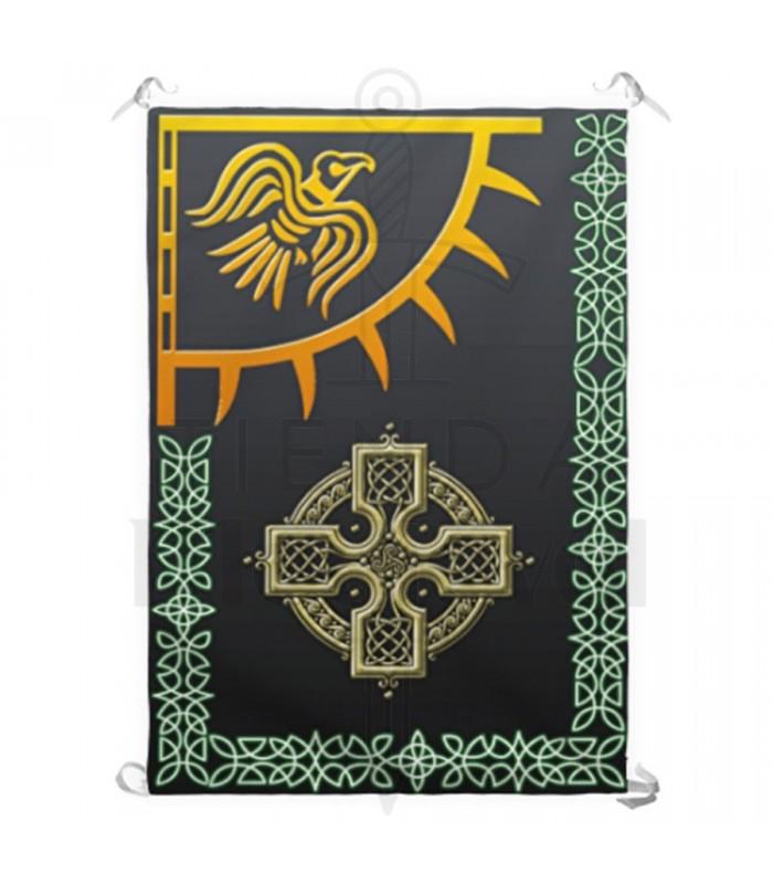 Estandarte vikingo Merki de Odín (70x100 cms.)