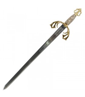 Espada Tizona para bodas (sin texto personalizado grabado)