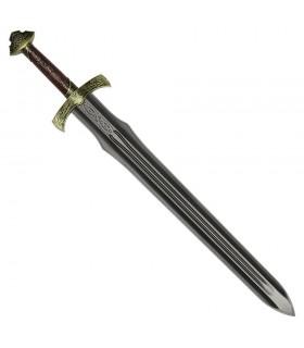 Espada vikinga Hersir corta, LARP