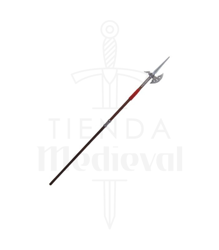 Alabarda alemana siglo XI (202 cms.)