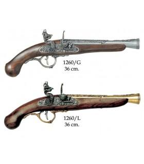 Pistola alemana, siglo XVII