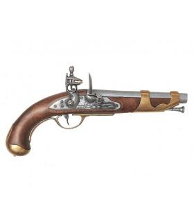 Pistola de caballería francesa, 1800